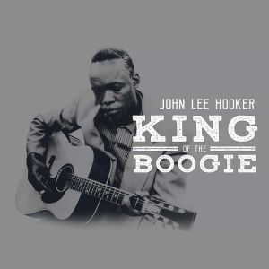 John Lee Hooker – King Of The Boogie – 5 CD
