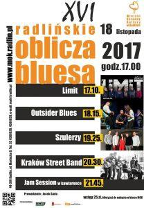 Radlińskie Oblicza Bluesa 2017