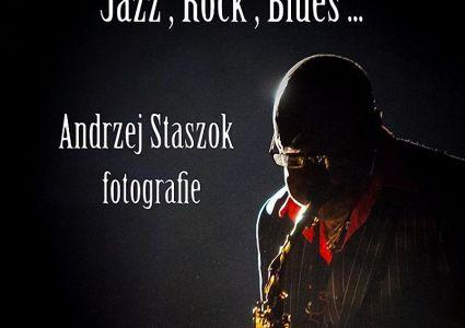 Wernisaż wystawy fotografii Jazz, Rock, Blues