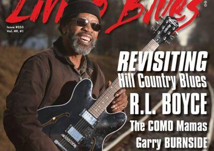 Living Blues: 50 najlepszych albumów bluesowych 2017