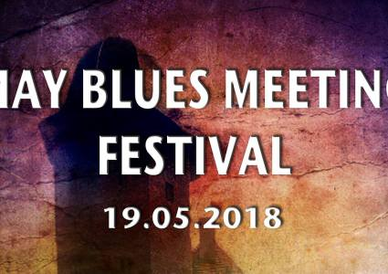 May Blues Meeting Festival 2018