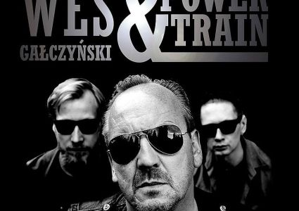 Wes Gałczyński & Power Train – Bies Czad Blues 2019