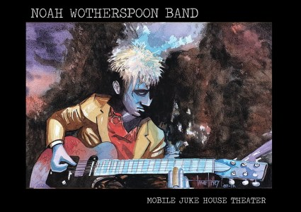 Noah Wotherspoon Band – koncerty