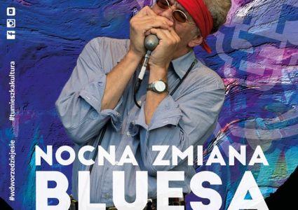 Nocna Zmiana Bluesa – koncert otwarcia Festiwalu pod Gwiazdami