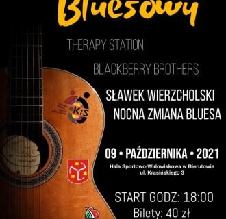 Bierutowski Wieczór Bluesowy 2021