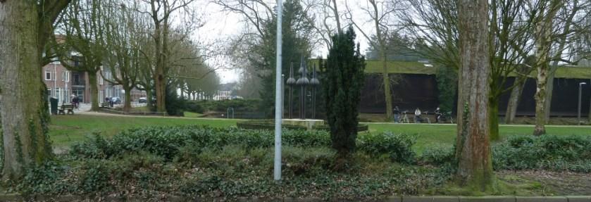 kunstwerk park Biest