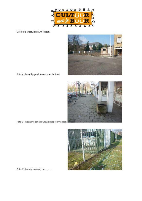 persbericht wijkkrantje april de Biest blad 2