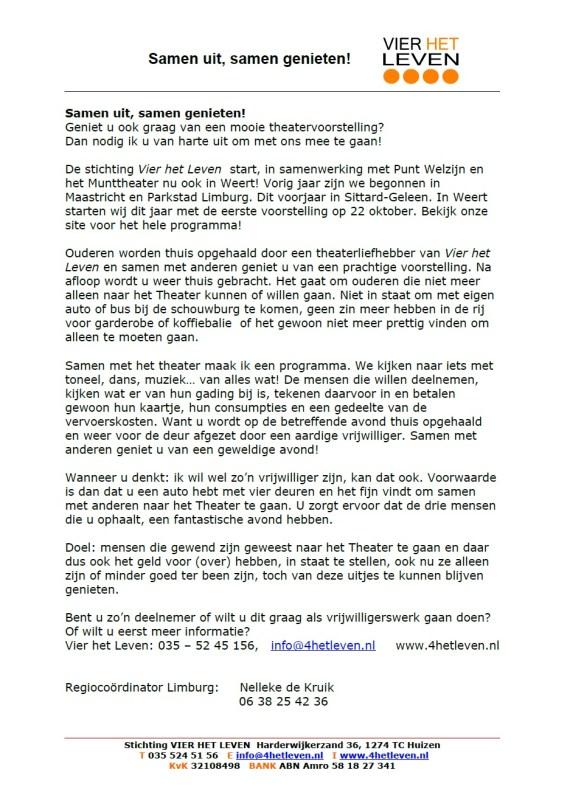 persbericht4hetleven