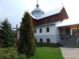 Komańcza - cerkiew greckokatolicka_02