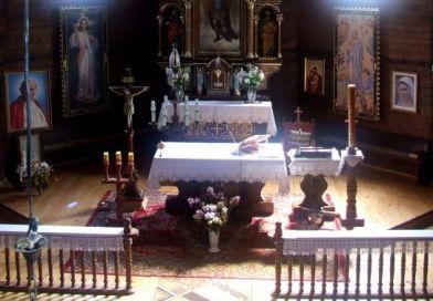 Dwernik – kościół parafialny, dawna cerkiew