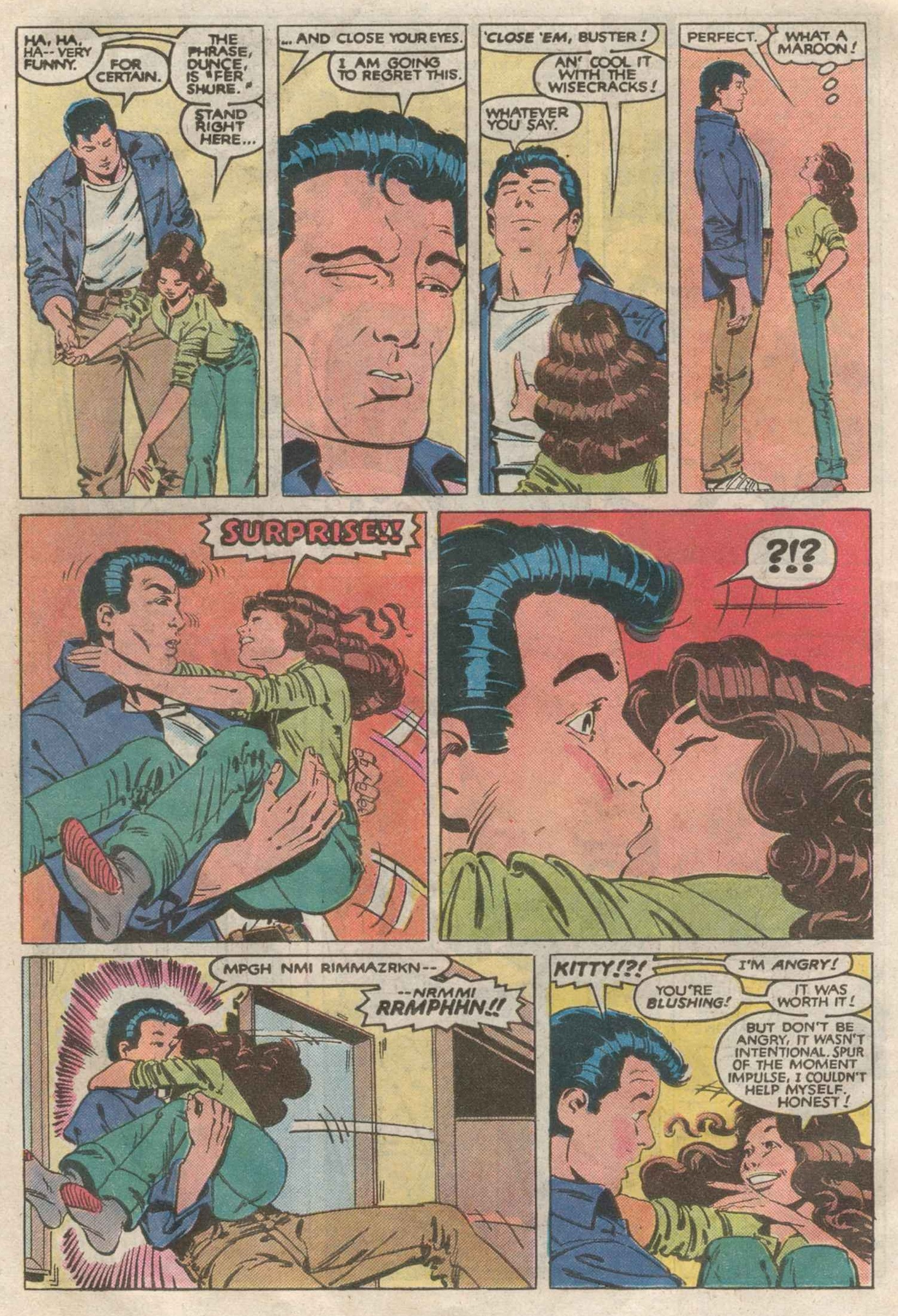 Biff Bam Pop's Favourite Couples - Kitty and Peter -