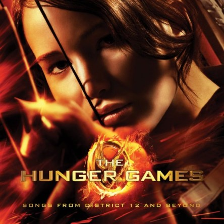 Hunger Games OST Cover