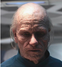Prometheus Peter Weyland
