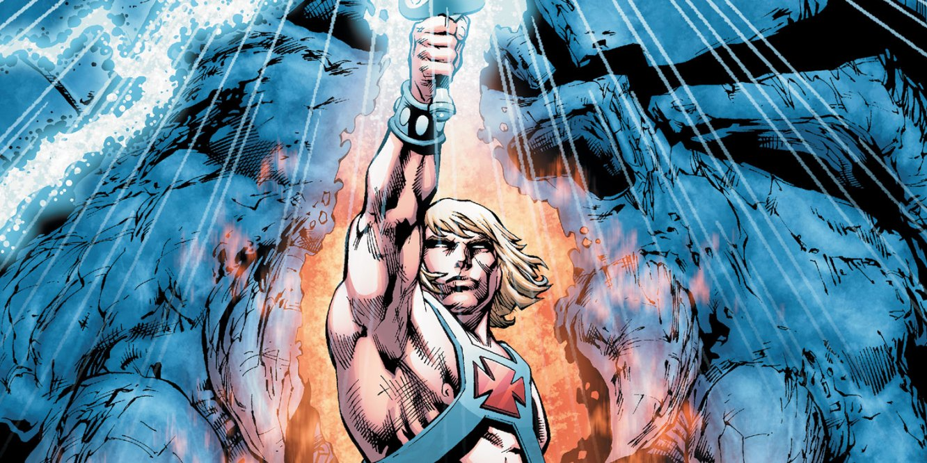 He Man And The Masters Of The Universe Have The Power On The Wednesday Run July 4 2012 I have the power! is a commission art for this year's power con, as it will be on the con guide cover. he man and the masters of the universe