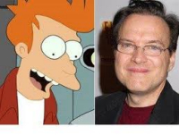 billy west fry futurama