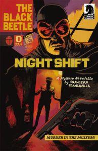 Black Beetle 0 cover