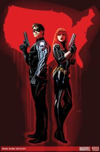 Winter Soldier 14 cover