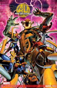Age of Ultron 10 cover