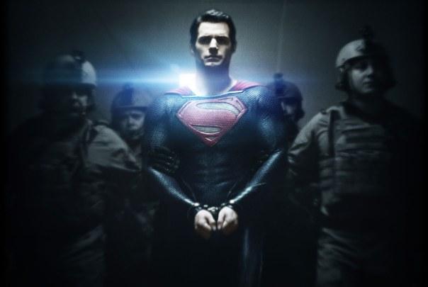 Superman Arrested