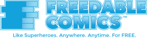 Freedable Comics logo