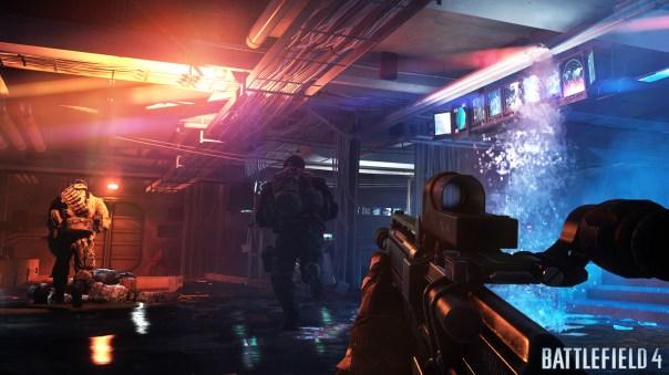 Battlefield 4 on PS4