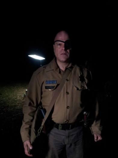 Joe Parascand as Sheriff Tom