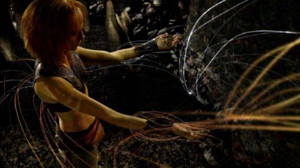 Irisa releases her power