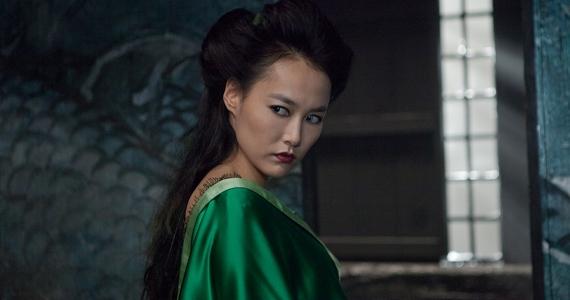 Rinko Kikuchi witch