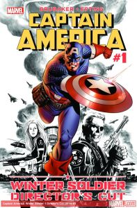 Captain America 1 cover