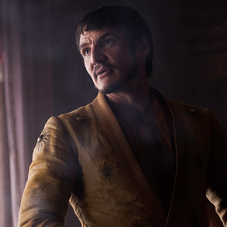 my name is Oberyn Martell, you killed my sister, prepare to die