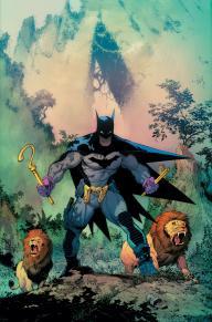 Batman 33 cover