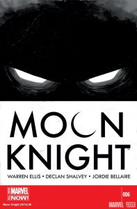 Moon Knight 6 cover
