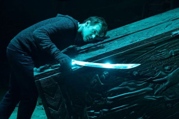 The Strain - Episode 1_11 - The Third Rail - Promotional Photo