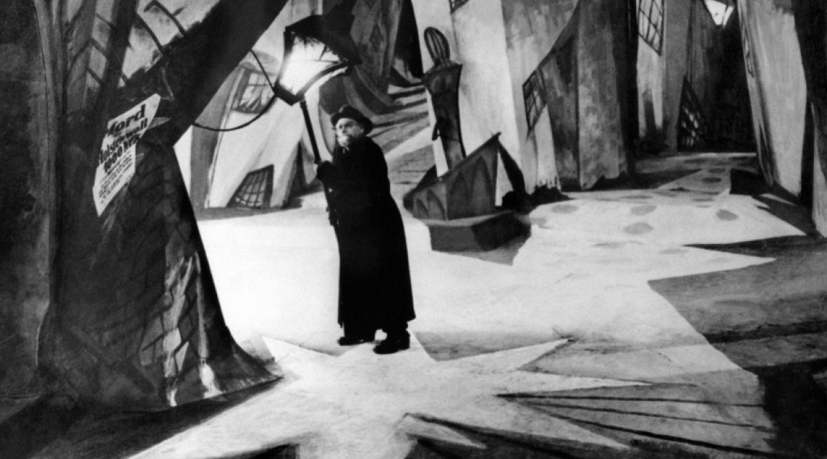 31 days of horror the cabinet of dr caligari 1920 - The cabinet of dr caligari ...