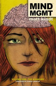 Mind MGMT Vol 1