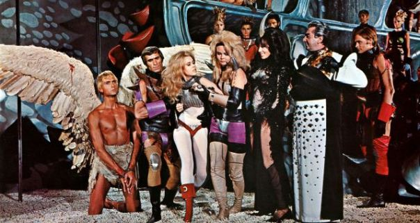 Barbarella the Movie