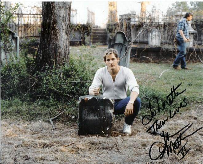 Thom Matthews Autograph