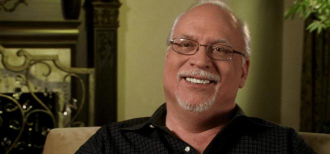 J. Michael Straczynski, creator and showrunner of Babylon 5