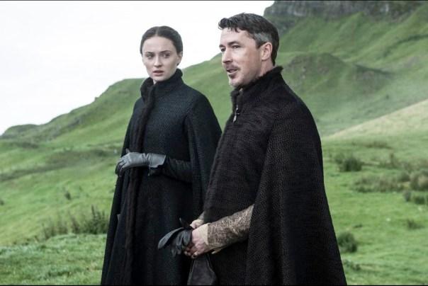 ..run, Sansa!  Run!