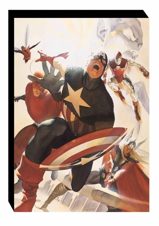Avengers Vibranium