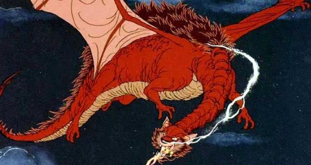 Smaug Animated