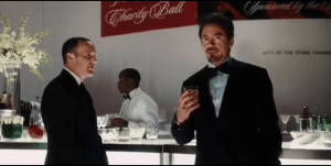 Coulson and Stark