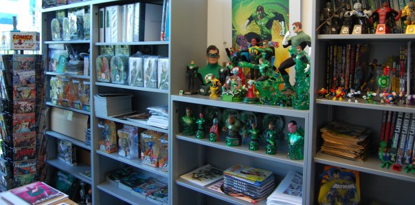 Comic Book Collectibles
