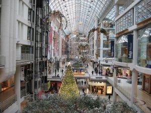 Eaton Centre Mall