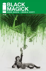 Black Magick 5 cover