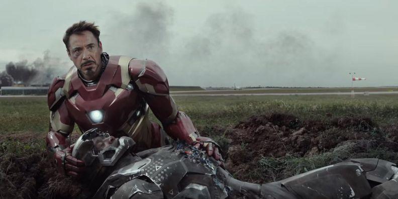 COSTUME IRON MAN AV2 AVENGERS CLASSIC Carnevale Marvel Tony Stark Super Eroe