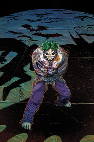 TDK Returns The Last Crusade cover