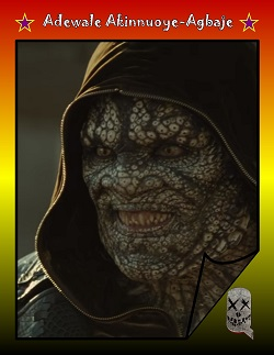 Actor Trading Cards - Suicide Squad - Adewale Akinnuoye-Agbaje