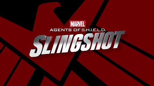 Marvel's Agents of S H I E L D  - Slingshot -