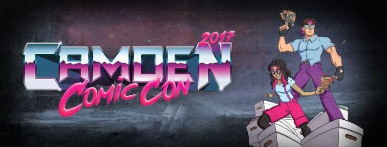 Camden Comic Con 2017